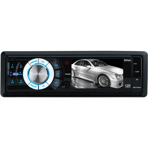 Boss Audio BV7280 In-Dash Digital Media Receiver