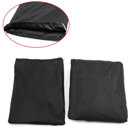 Durable XXL 180T Black Motorcycle Cover For Harley Davidson Softail Standard FXST - image 4 of 7