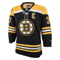 Product Image Zdeno Chara Boston Bruins Reebok NHL Youth Premier Jersey -  Black 4acc3d152