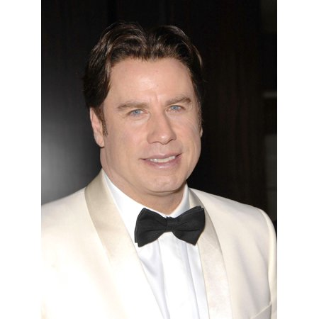 John Travolta At Arrivals For 5Th Annual Living Legends Of Aviation Awards Ceremony Beverly Hilton Hotel Los Angeles Ca January 24 2008 Photo By Michael Germanaeverett Collection Photo Print