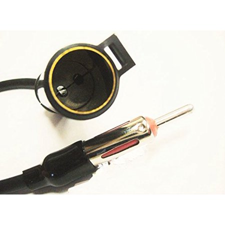 Stereo Antenna Harness Adapter When Installing a New Radio Into a Nissan Pathfinder 1987 - 2012 By Carxtc Ship from US