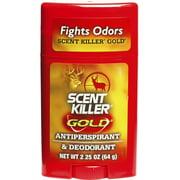 Scent Killer Gold Antiperspirant & Deodorant, 2.25 oz