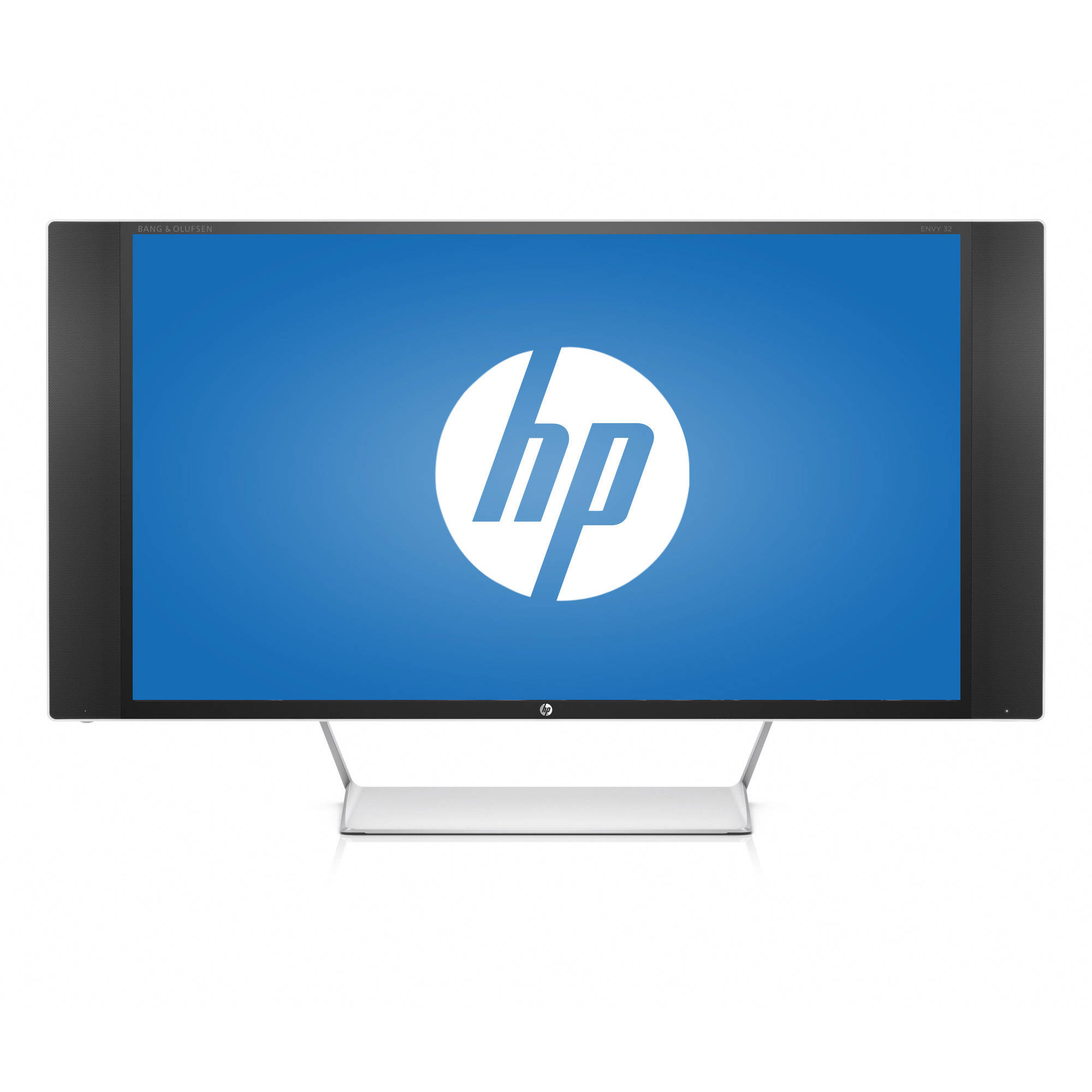 "HP Envy 32"" Widescreen Media Display with Audio by Bang and Olufsen (N9C43AA#ABA Black) by HP"