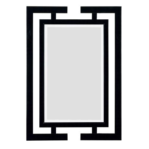 Kenroy Home 60002 Shinto Beveled Rectangular Mirror by Kenroy Home