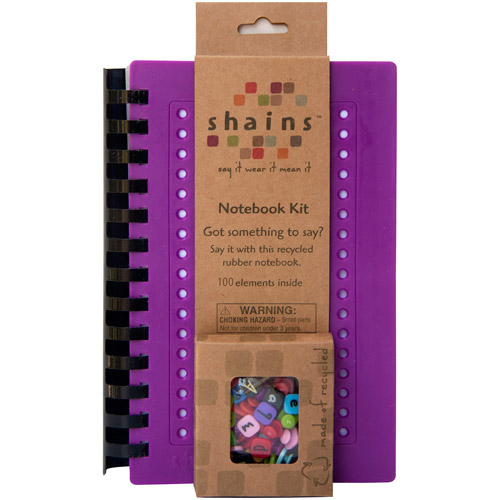 Shains Notebook with 100 Elements, Orchid