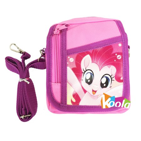 Small My Little Pony Magic Girls Small Shoulder Bag/Passport/Pencil Case Pink - My Little Pony Party Tote Bag