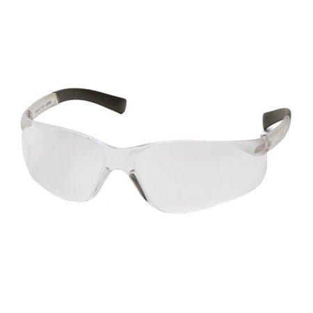 Mini Safety Glasses Pyramex ZTEK Brand Clear Lens Clear Frame 144 Pair