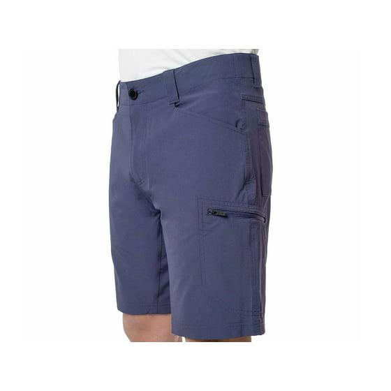 573ea6379e ... Travel Series - Travel Friendly, Color: Dark Blue, Size: 38 ZeroXposur  Mens Size 38 Travel Series Lightweight 4-Way Stretch Travel Shorts, Dark  Blue