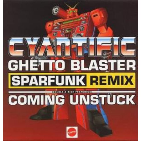 Ghetto Blaster Remix (Vinyl) (Ghetto Blaster Cd Player)