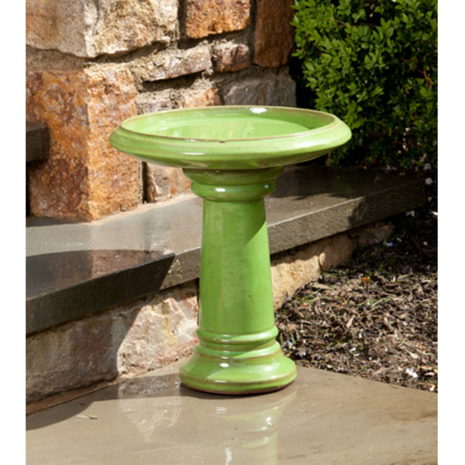 Alfresco Home Ischia Bird Bath