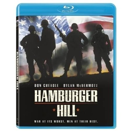 Hamburger Hill  Widescreen
