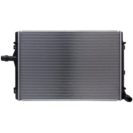 Radiator For Volkswagen Audi Fits Jetta A3 - Fit Audio