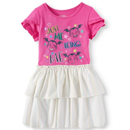 Tiered Skirt Dress (Toddler Girls) - Toddler Dresses Clearance