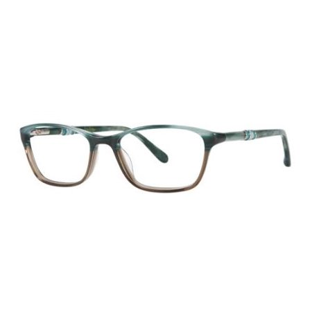 Clearance Lilly Pulitzer (LILLY PULITZER Eyeglasses EMMALINE Teal Sand)