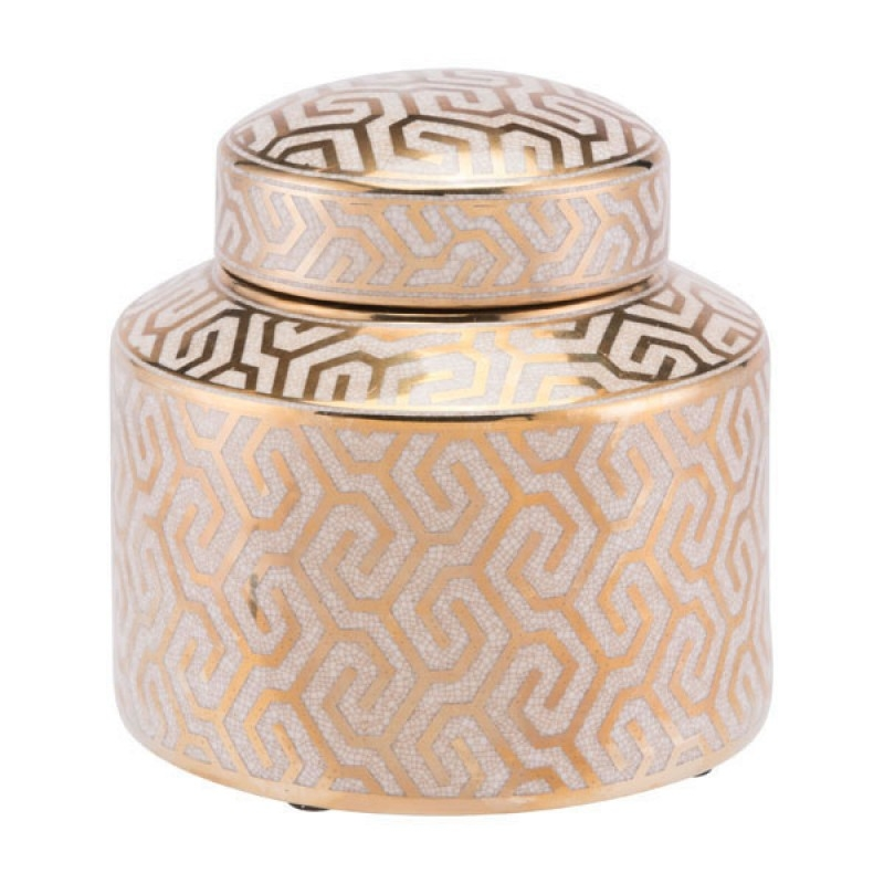 Small Decorative Jars For Kitchen Bathroom Ceramic Home Decor Jars