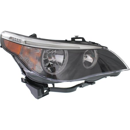 NEW HALOGEN HEAD LAMP ASSEMBLY RIGHT FITS 2004-2007 BMW 525I 63127166116 Bmw 525i Headlight Assembly