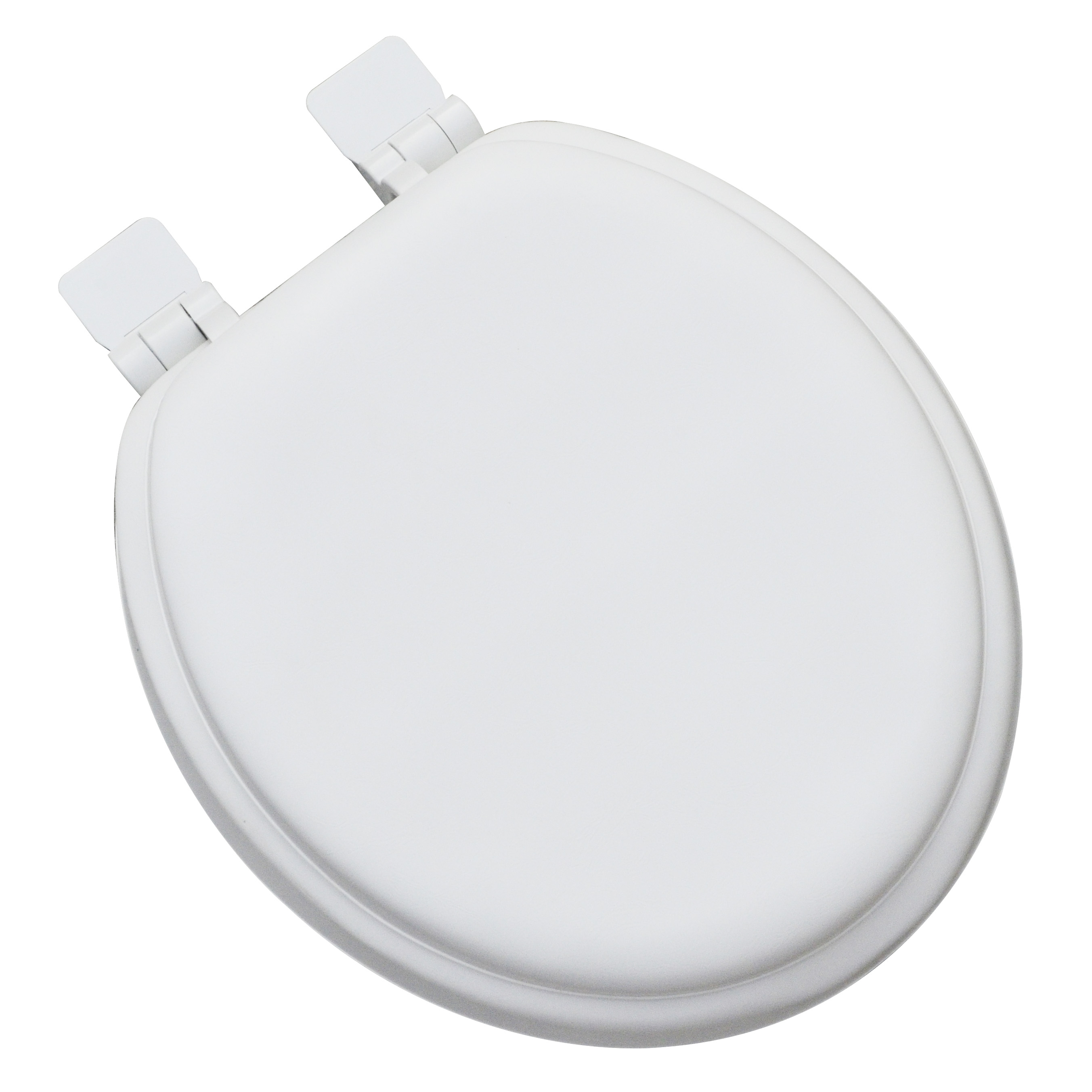 Wondrous Premium Slow Close Soft Round Toilet Seat With A Closed Front And Wood Cores Osg Adjustable Release N Clean In White Spiritservingveterans Wood Chair Design Ideas Spiritservingveteransorg
