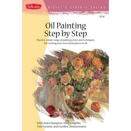 Oil Painting Step by Step - eBook