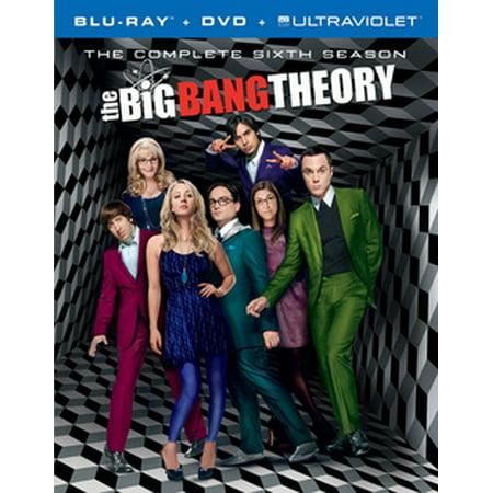 The Big Bang Theory: The Complete Sixth Season (Blu-ray)