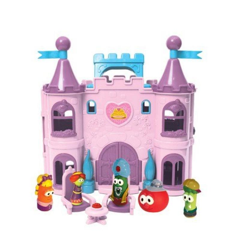 VeggieTales Princess Castle Play Set by Veggie Tale Toys