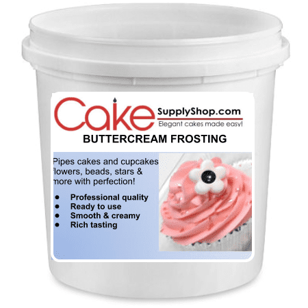 English Toffee Buttercream Frosting 6lb Bucket