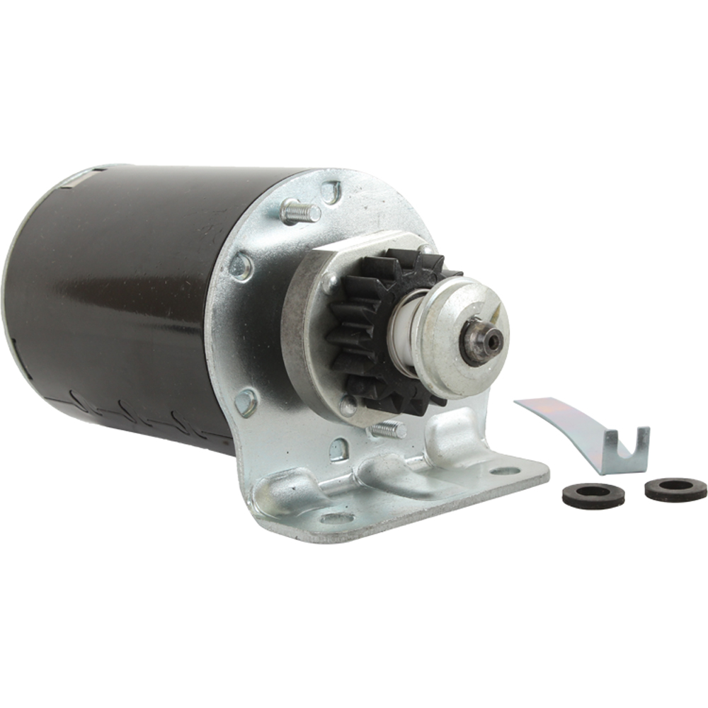 BRIGGS AND STRATTON STARTER PART # 497595 16 TOOTH w//extra gear