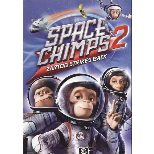 Space Chimps 2: Zartog Strikes Back (Widescreen)