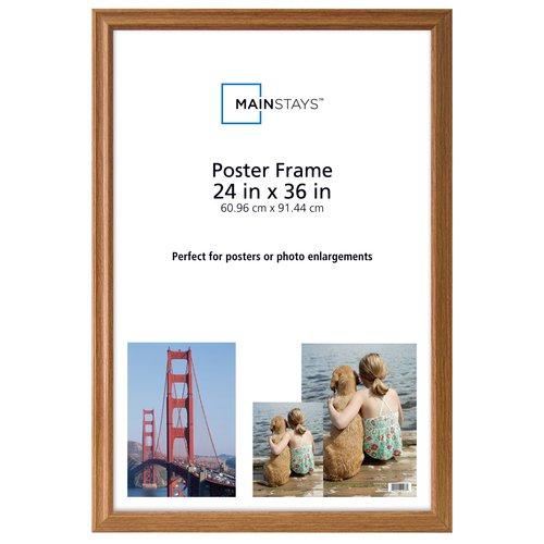 mainstays 24x36 poster frame walmartcom