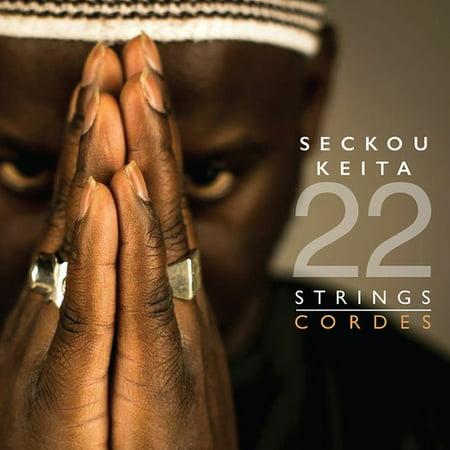 Seckou Keita - 22 Strings / Cordes (Best Of Salif Keita)