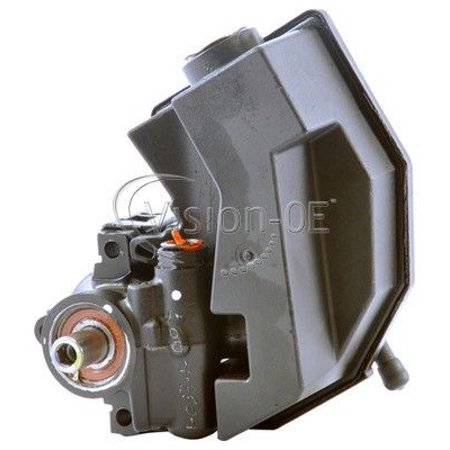 OE Replacement for 1999-2004 Jeep Grand Cherokee Power Steering Pump (Laredo / Limited / Special Edition / Sport)