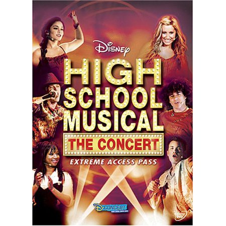 High School Musical: The Concert (Extreme Access Pass) (Full Frame)