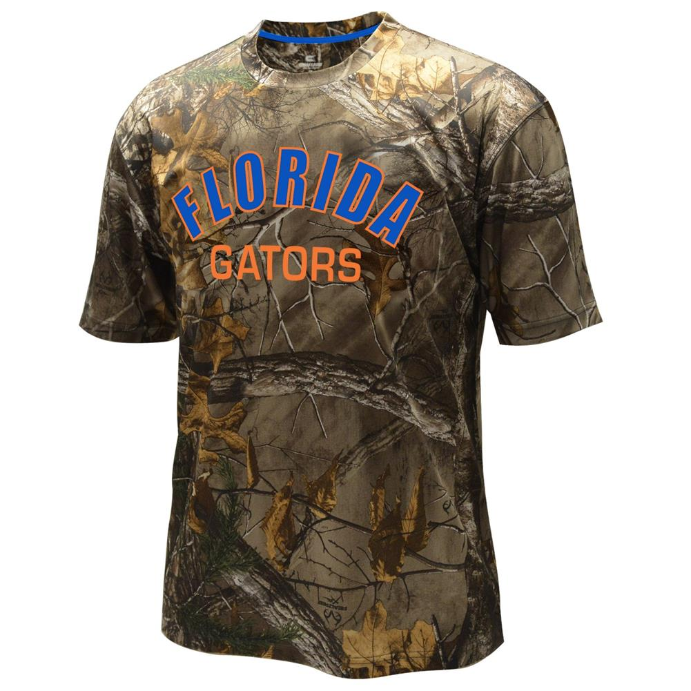 Men's Performance University of Florida Gators Realtree Camo Tee