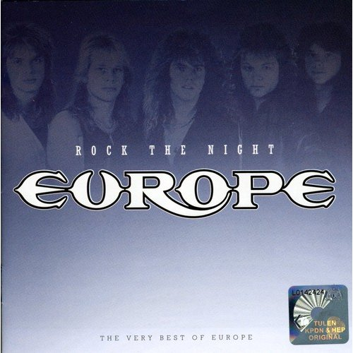 Europe - Rock the Night-Very Best of [CD]