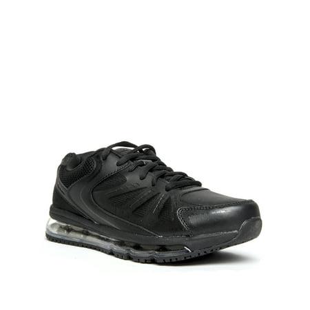 Tredsafe Men's Trevor Slip Resistant Athletic Shoe (Mens Slip Resistant Shoes)