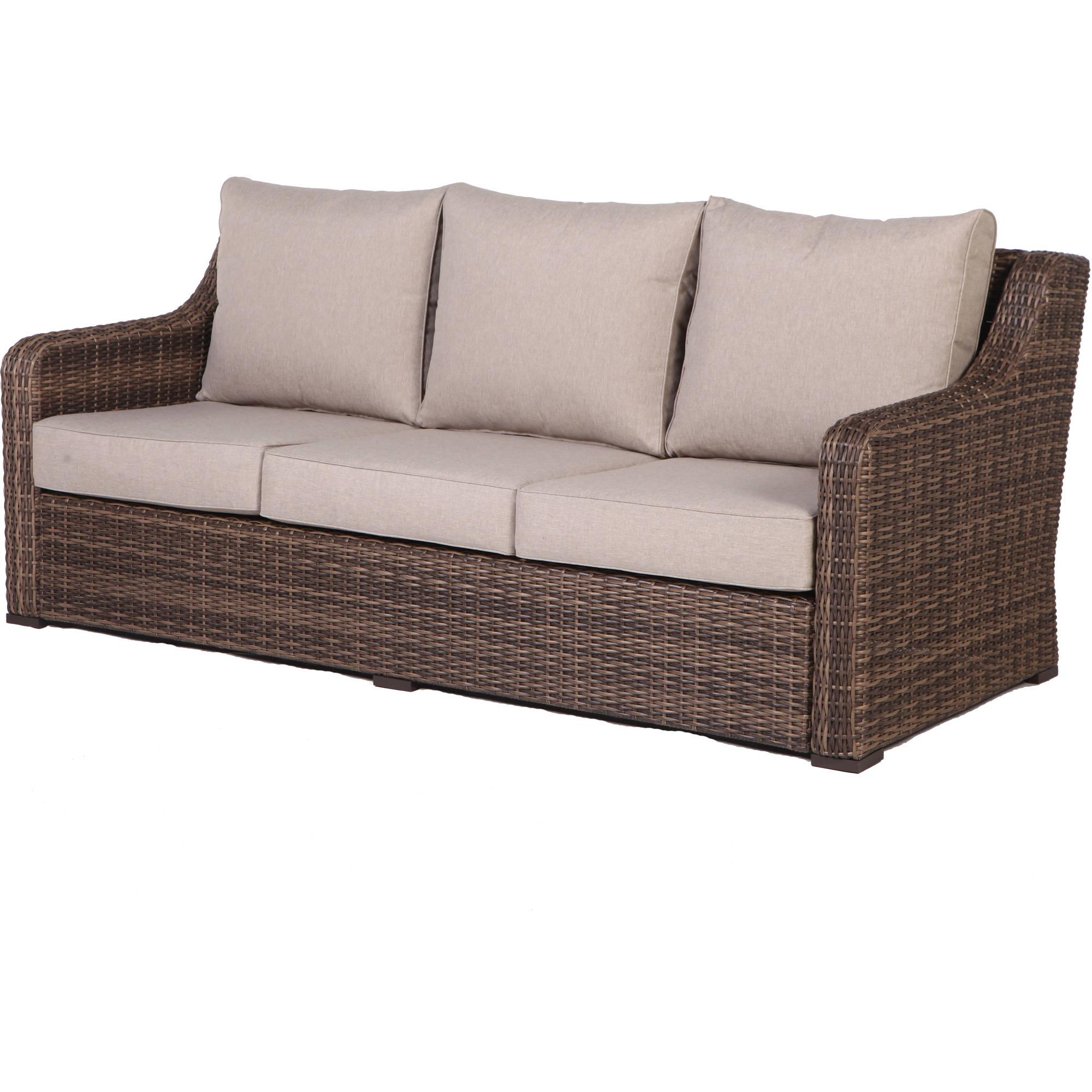 Better Homes & Gardens Hawthorne Park Sofa and Coffee Table