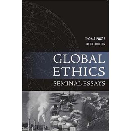 Global Ethics : Seminal Essays (St Thomas Aquinas On Politics And Ethics)