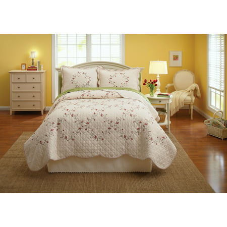 Better Homes & Gardens Hannalore Quilt, Full/Queen (Cheap Quilts)