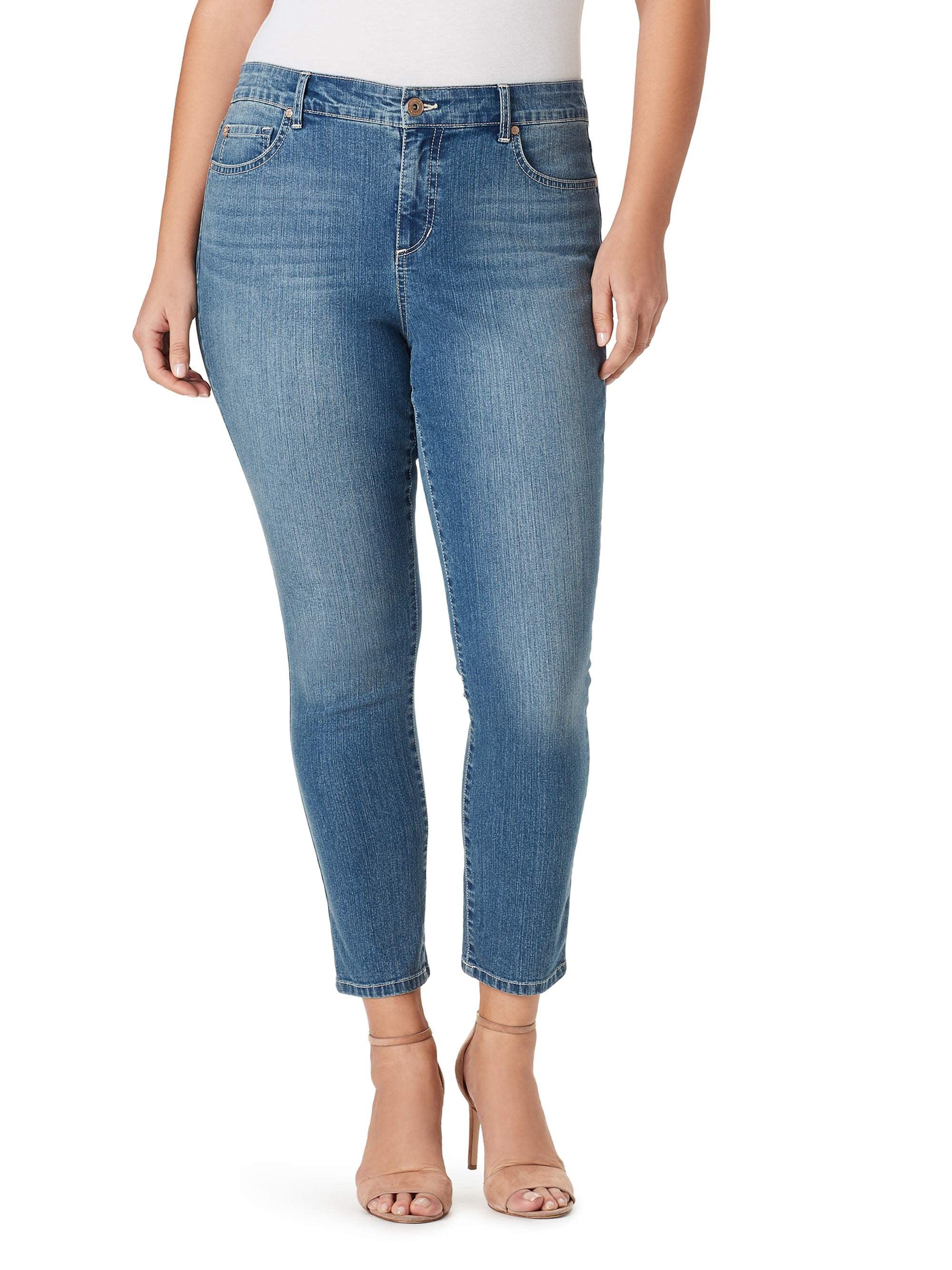 Women's Mandie Slim Crop Jean