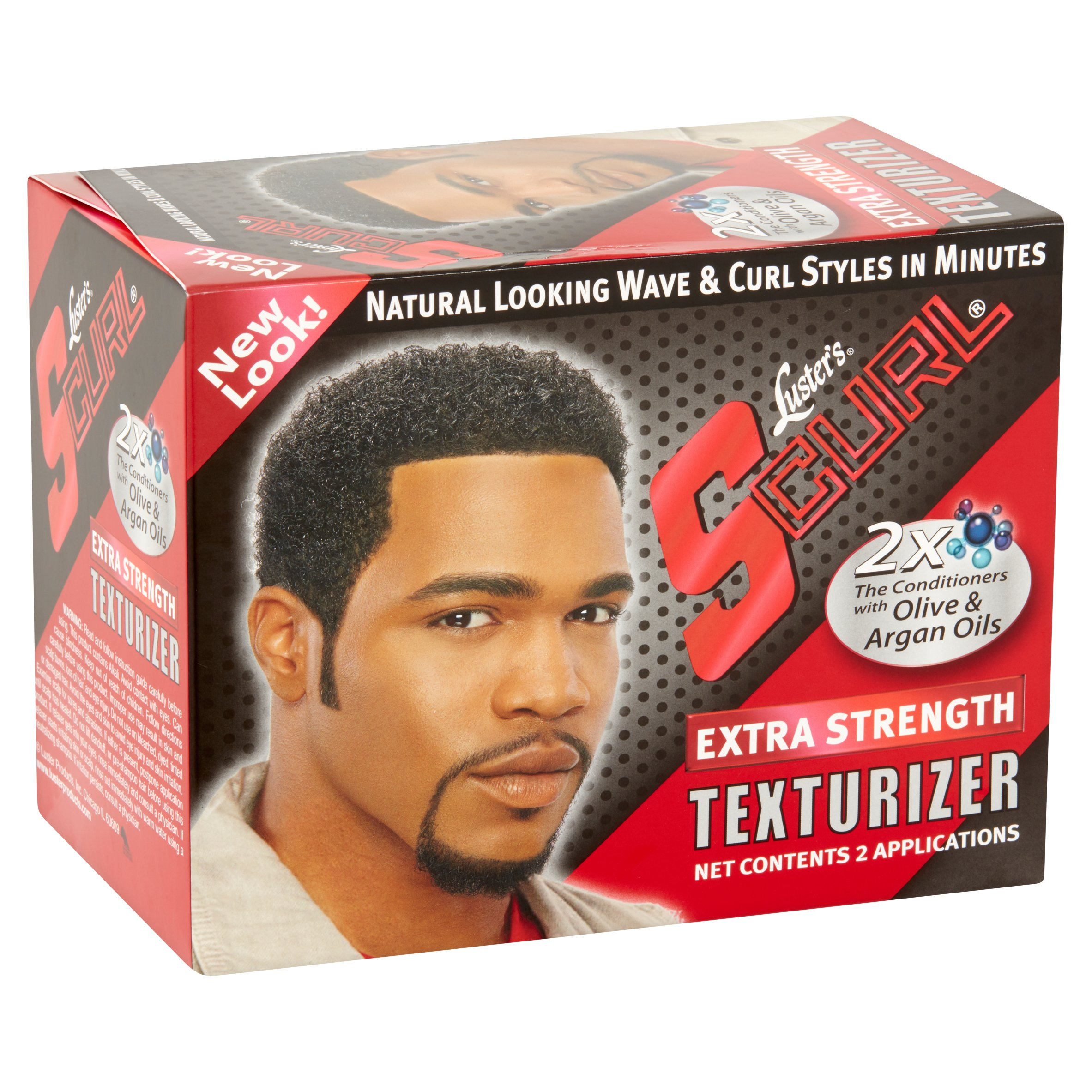 Fabulous Lusters S Curl Extra Strength Texturizer Walmart Com Hairstyle Inspiration Daily Dogsangcom