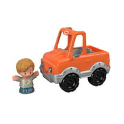 Little People Help a Friend Pick Up Truck Play Vehicle