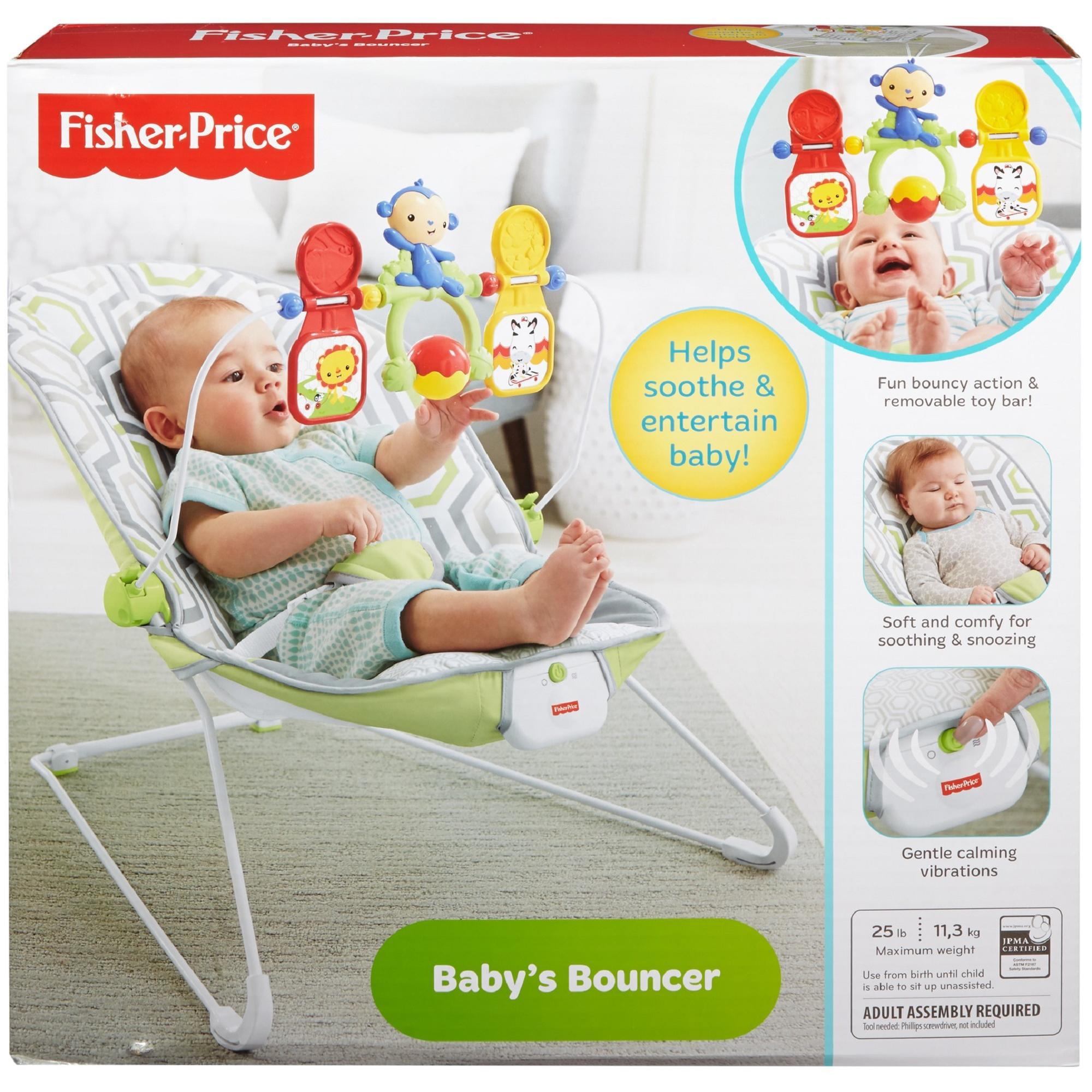 ae1b03681cf Fisher-Price Bouncer