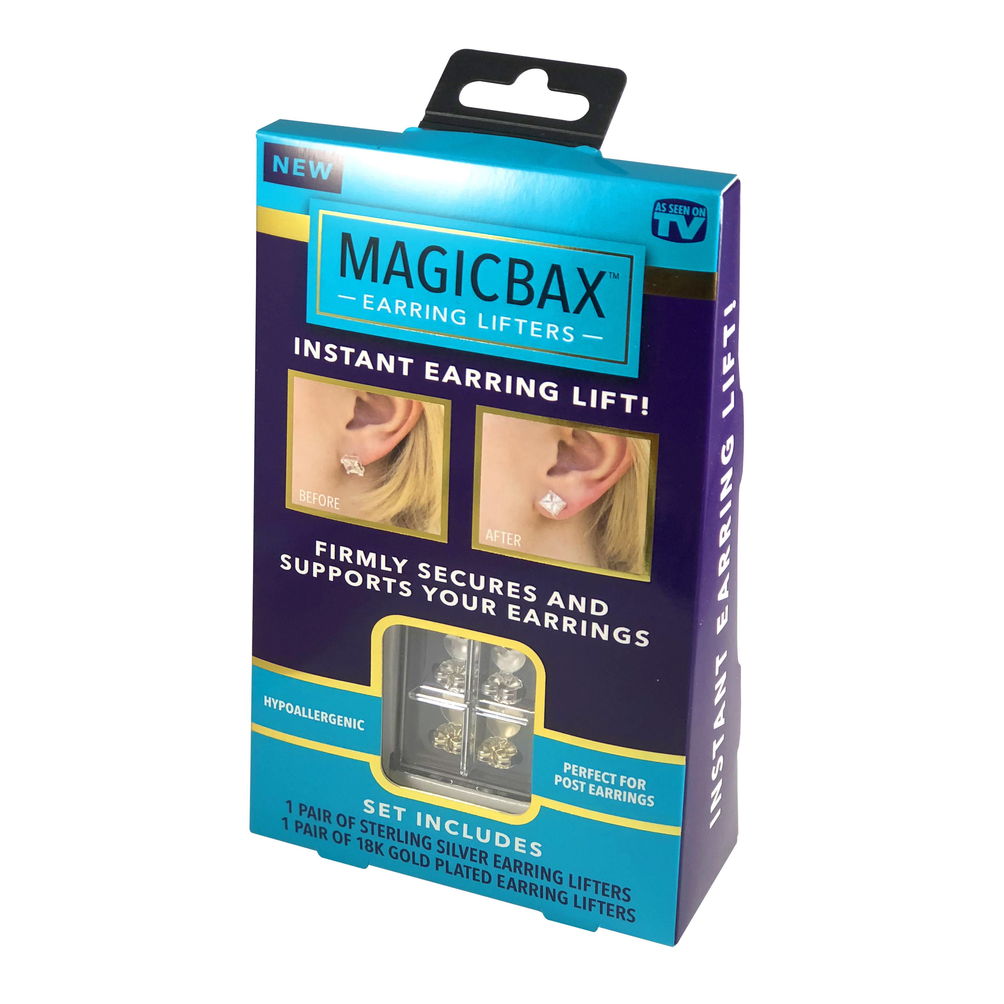 Magicbax Earing Support As Seen On TV