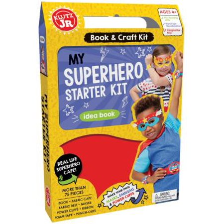My Superhero Starter Kit](Superhero Magazine For Kids)