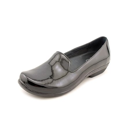 db805927998 Dansko - Dansko Olivia Women Round Toe Patent Leather Black Loafer -  Walmart.com