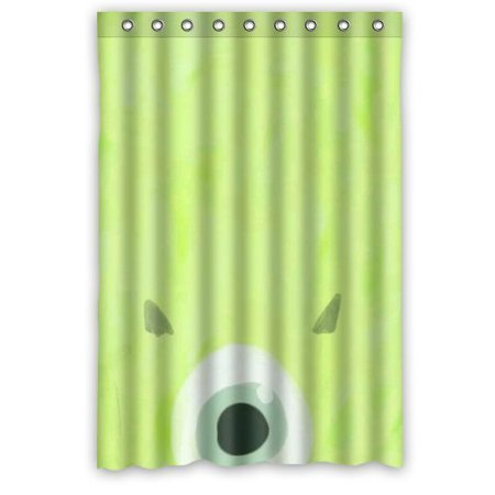 New Arrivals Inc Fabric (Ganma New Arrival Anime Cartoon Shower Curtain Polyester Fabric Bathroom Shower Curtain 48x72)