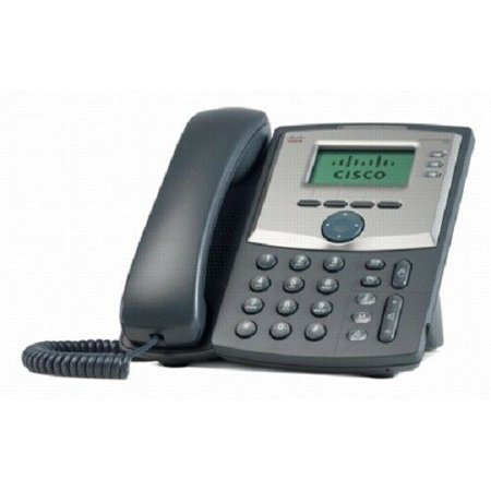 Genuine CISCO SPA303 3 Line SIP IP SOHO Phone HD Voice Large LCD LAN