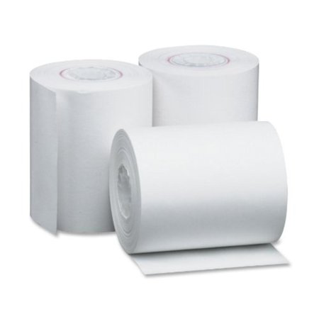 Thermal Calculator Rolls, 2-1/4 Inches x 85 Feet, White, 3/Pack (05233), Size - 2 1/4 x 85 ft By PM - Pm Company 1 Ply Calculator