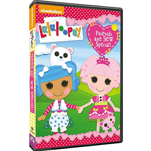 Lalaloopsy: Friends Are Sew Special! (DVD + Sew Cute Kit) (Widescreen)