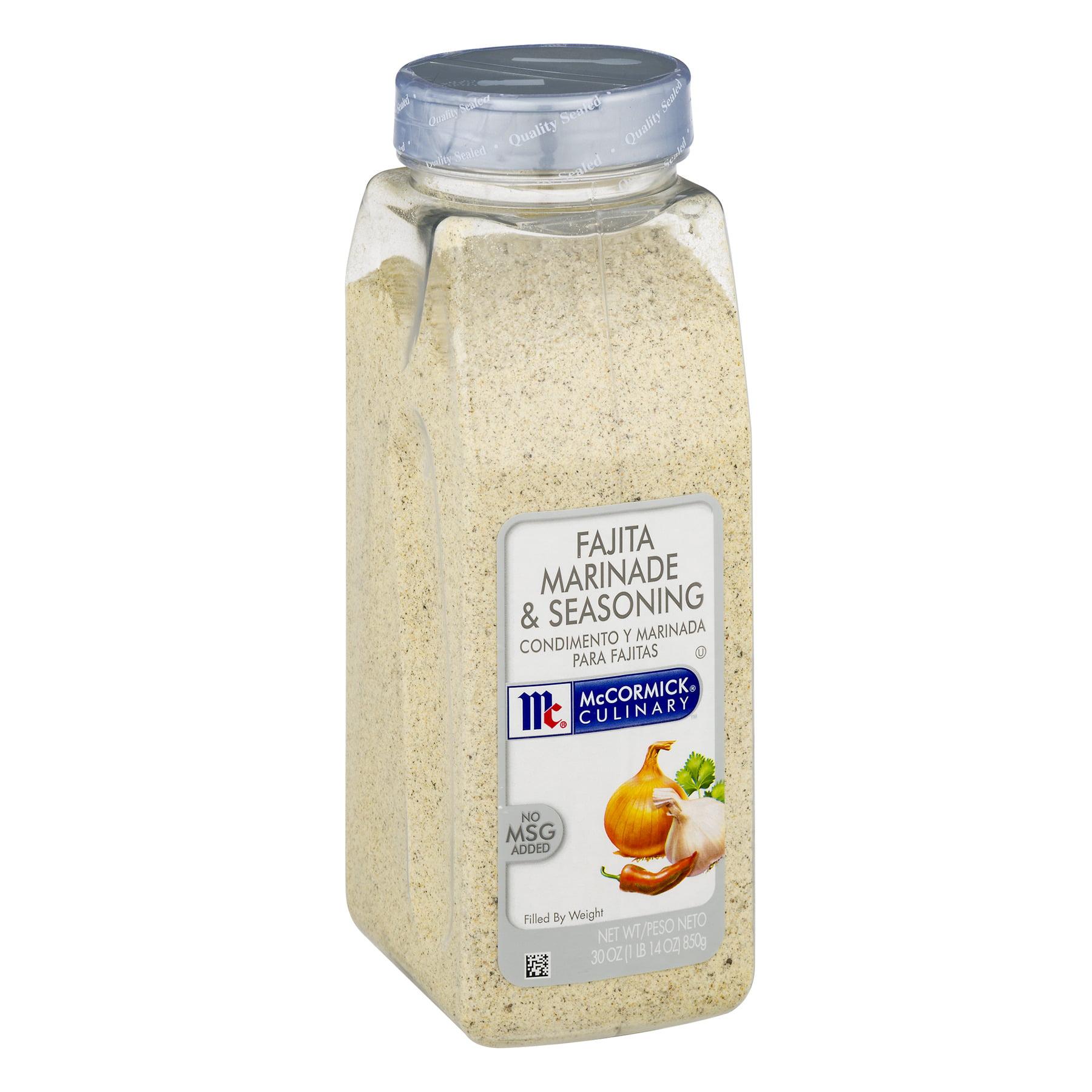 recipe: mccormick fajita marinade [11]