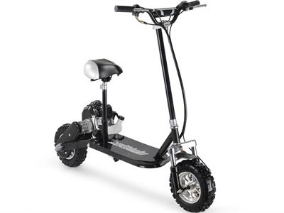 MotoTec 3-Speed 49cc Gas Scooter by MotoTec
